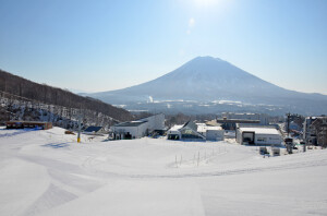 Today's Niseko Grand HIRAFU